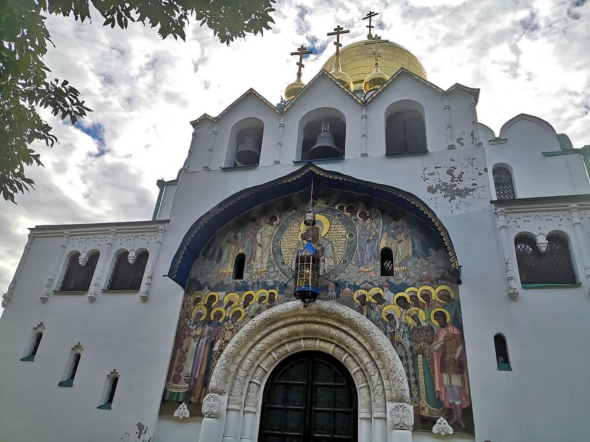 Феодоровский собор в Пушкине