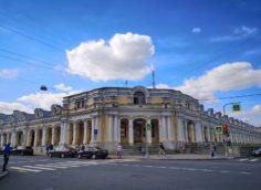Гостиный двор г.Пушкина