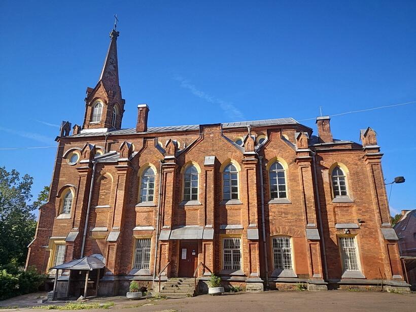 Финская евангелическо-лютеранская церковь