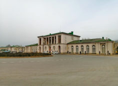 Вокзал Царское Село