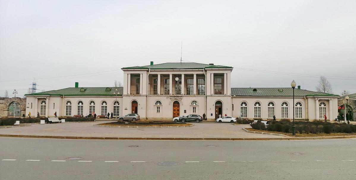 Вокзал Царского Села