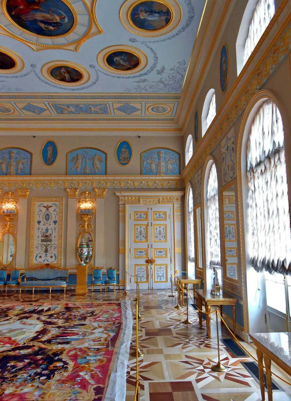 Арабесковый зал