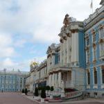 Екатерининский дворец закрывает примерно половину экспозиции